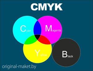 Цветовая палитра cmyk